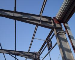 Steel Building Parts for sale