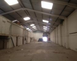 65 ft x 50 ft used steel building