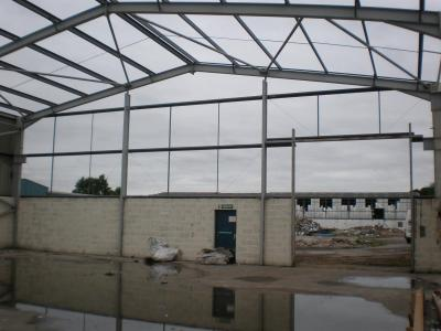 Used steel building 60 ft x 60 ft x 20 ft