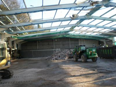 Used Steel Building 150 ft x 100 ft x 20 ft