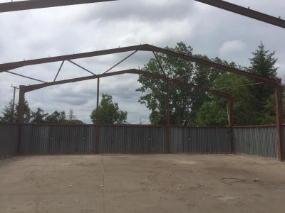 80 ft x 65 ft x 19 ft Used Steel Building For Sale