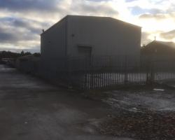 80 ft x 60 ft x 28 ft - (24.4m x 18.3m x 8.5m) Used Building