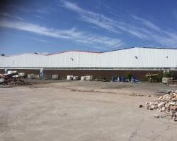 100 ft x 200 ft x 20 ft - Used Steel Building