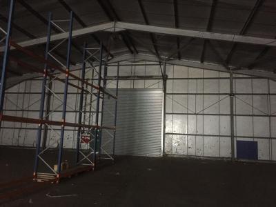 120 ft x 85 ft x 21 ft Used Steel Framed Building For Sale