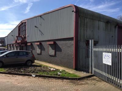 100 ft x 95 ft x 18 ft - (30.5m x 29m x 5.5m) Used Steel Building For Sale